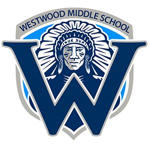 Wstwood Middle School logo